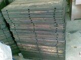 Ladeplatten für Block Machine, Wooden Boards für Block Machine