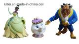 Les meilleurs jouets en plastique d'étalage de PVC de mini de vente vente en gros chaude bon marché de fantaisie animale de vinyle