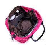 Borsa di nylon del sacchetto di Tote di modo per la signora