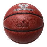 Modèle neuf stratifié de basket-ball de la taille 7 matériels d'unité centrale