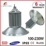 Luz elevada industrial da baía do diodo emissor de luz de IP65 100W 120W 150W 200W