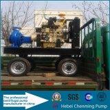 10HP Ensemble de pompes à eau à irrigation longue distance