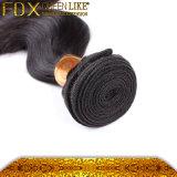Jungfrau-indisches Haar-bestes Qualitätshaar-Extensions-Menschenhaar (FDX-SM-5)