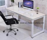 목제 컴퓨터 테이블