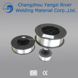 Fábrica de alambre de soldadura de aluminio de Er5356 MIG