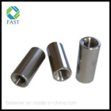 Noci di accoppiamento Hex dell'acciaio inossidabile, noci lunghe Hex (DIN6334)