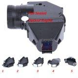 Projecteur portatif d'affichage à cristaux liquides du théâtre à la maison DEL de la vente chaude HDMI du VGA USB