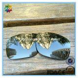 Reemplazo de titanio en color Gafas de sol polarizadas las lentes de marca
