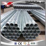 Conduttura galvanizzata del acciaio al carbonio del TUFFO caldo di Qaulity di marca di Youfa buona