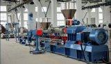 Миниая пластичная резиновый машина штрангпресса винта близнеца лаборатории Tse-30