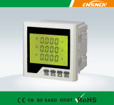 72*72mm Factory Price LCD Display WS Three-Phase Digital Ampere Meter für Industrial Use