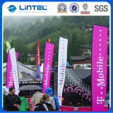 4.8m Flying Banner Promotional Flag palo (LT-17G)