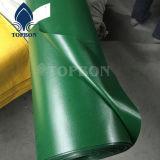 Bâche de protection de haute résistance de PVC pour le tissu et la couverture de tente