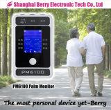 De Geduldige Monitor van de Monitor van levensteken met ECG/NIBP/SpO2/Temp voor de Apparatuur van het Ziekenhuis