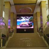 La publicité de location polychrome d'intérieur d'affichage à LED de P7.62