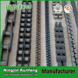 Encadenamiento de la transmisión del acero inoxidable del fabricante, encadenamiento agrícola de acero