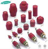 Inspektion schreiben elektrischer Isolierung zusammengesetzte Isolierung rote Farbe