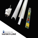 3 Years 9W 60cm를 위한 세륨 Approvalled T8 LED Tube Warrenty