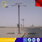 IP65 Environmental Friendly Solar Street Light avec Double 40W Design