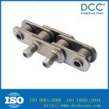 鋳鉄のステンレス鋼駆動機構のトレンチャーのコンベヤーの鎖