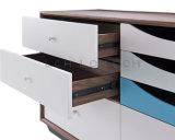 Sideboard de madeira de Juhl do Finn do gabinete da gaveta