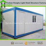 HOME pré-fabricada Home do frame de aço do recipiente com alta qualidade
