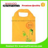 ショッピングのための愛らしい方法昇進ポリエステルFoldable袋