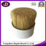 Natürliches weißes, grau, Brown-Borste-Haare für Lack-Pinsel