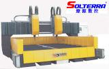 Perforadora de alta velocidad del CNC para la placa de acero
