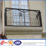 Het de gegalvaniseerde Omheining van het Balkon van het Staal/Traliewerk van het Balkon van het Smeedijzer/de Omheining van het Aluminium