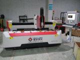 2016 горячий автомат для резки лазера волокна металла сбывания 3015 1000W