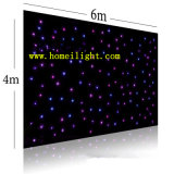 СИД Star Cloth RGB Star Curtain для Wedding Display