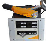 Mini macchina di rivestimento della polvere del modello della tramoggia con la pistola a spruzzo della vernice