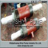 Peças rachadas centrífugas da bomba do processamento mineral da embalagem do único estágio da bomba da pasta do tratamento da água