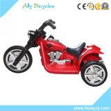 Vermelho gêmeo da bicicleta do interruptor inversor do motor da música 6V dos faróis