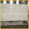 يصقل [كلكّتّا] أبيض اصطناعيّة حجارة مرو لأنّ [كونترتوب], جدار قراميد