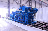 1000kw-4000KW combustibles Sets pesado Fuel Oil Generator