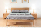 Festes hölzernes Bett-moderne doppelte Betten (M-X2264)