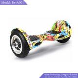Scooter eléctrico del equilibrio de la rueda 10inch 2, E-Scooter