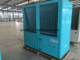 Série de climatisation de pompe d'eau chaude de pompe à chaleur de source d'air