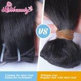 Cheveux humains brésiliens de Remy de prolonge en gros de cheveux humains