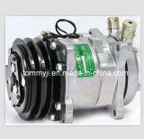 12V/24V Retek Auto A/C Compressor, Sanden Compressor