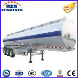 3 as 36cbm de Diesel van de Legering van het Aluminium/Petro/Nut/Benzine/Brandstof/Benzine/Olie/de Vloeibare Materiële Semi Aanhangwagen van de Vrachtwagen van de Tanker