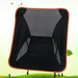 خارجيّ [بورتبل] [فولدينغ شير] قمر كرسي تثبيت طيران فائق خفّة ألومنيوم صيد سمك كرسيّ مختبر وقت فراغ صورة زيتيّة كرسي ذو ذراعين