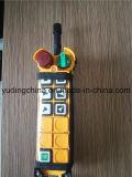 Беспроволочное дистанционное управление 12V F24-6D промышленное Radio Telecrane дистанционное Contol F24-6D крана