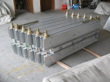 Pressa di vulcanizzazione di vulcanizzazione del nastro trasportatore della pressa dell'unità di elaborazione e del PVC