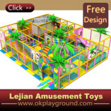 ISO9001 enfants Indoor Playground Equipment attractions (T1273-12)