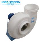 Вентилятор анти- корозии PP пластмассы клобука перегара центробежный 10 дюймов