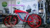 Голубая рамка с красным колесом, 26 дюймов участвуя в гонке велосипед Cdhpower производящ, высокое качество