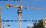 Guindaste de torre de 4 toneladas